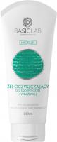 BASICLAB - MICELLIS - Naturalny żel oczyszczający do skóry tłustej i wrażliwej - 100 ml