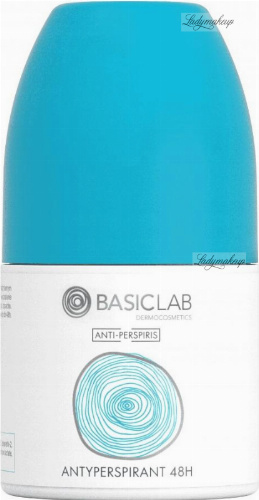 BASICLAB - ANTI-PERSPIRIS ANTYPERSPIRANT 48H - Antiperspirant roll-on 48H - 60 ml