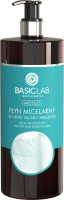BASICLAB - MICELLIS -  Micellar water for dry and sensitive skin - 500 ml