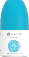 BASICLAB - ANTI-PERSPIRIS - ANTYPERSPIRANT 72H - Antiperspirant roll-on 72H - 60 ml