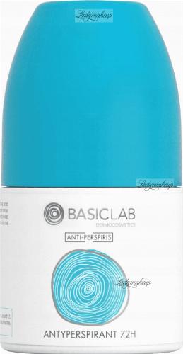 BASICLAB - ANTI-PERSPIRIS - Antiperspirant roll-on 72H - 60 ml