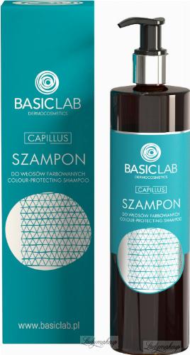 BASICLAB - CAPILLUS - - Colour Protecting Shampoo - 300 ml