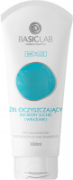 BASICLAB - Cleansing gel for dry and sensitive skin - 100 ml