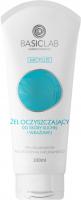 BASICLAB - Oczyszczający żel do skóry suchej i wrażliwej - 100 ml