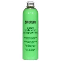 BINGOSPA - Algae - Energizing Body Wash - Energizing algae shower with green tea - 300ml