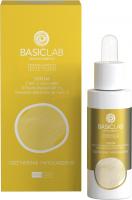 BASICLAB - ESTETICUS - Serum z wit. C ascorbyl tetraisopalmitate 5%, kwasem ferulowym i wit. E - Odżywienie i wygładzenie - Dzień/Noc - 30 ml