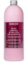 BINGOSPA - SILK FOR WASHING AND HAIR CARE - 1000ml