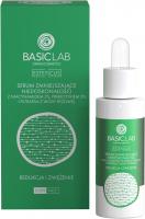 BASICLAB - ESTETICUS - Serum zmniejszające niedoskonałości - Redukcja i zwężenie - Dzień/Noc - 30 ml