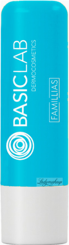 BASICLAB - FAMILLIAS -  Protective lipstick - Revitalization and regeneration - 4 g