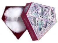 NYX Professional Makeup - DIAMOND & ICE PLEASE! BODY PUFF - Rozświetlający puszek do ciała