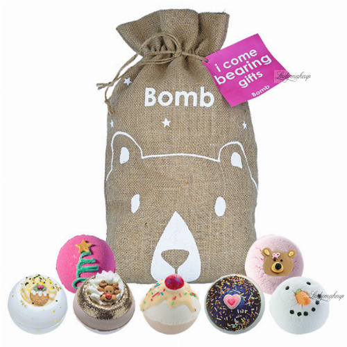 Bomb Cosmetics - Gift Set - Gift Set - Worek Św. Mikołaja - I Come Bearing Gifts