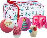 Bomb Cosmetics - Gift Pack - Zestaw prezentowy kosmetyków do pielęgnacji ciała - No Peeking