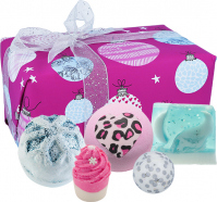 Bomb Cosmetics - Gift Pack - Gift set of body care cosmetics - FAB-YULE-OUS