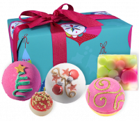Bomb Cosmetics - Gift Pack - Gift set of body care cosmetics - Incredibauble