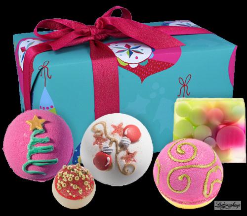 Bomb Cosmetics - Gift Pack - Zestaw prezentowy kosmetyków do pielęgnacji ciała - Incredibauble