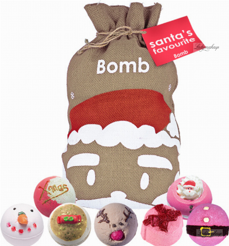 Bomb Cosmetics - Gift Set - Gift Set - Santa's Favorite