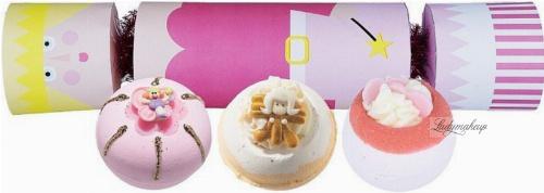 Bomb Cosmetics - Gift Pack - Zestaw upominkowy w kształcie cukierka - FAIRY GODMOTHER CRACKER