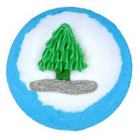 Bomb Cosmetics - Rocking Around the Christmas Tree - Sparkling Bath Ball - 160 g