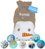 Bomb Cosmetics - Gift Set - Zestaw upominkowy - Worek Św. Mikołaja - You're the Coolest
