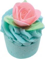 Bomb Cosmetics - VINTAGE VIBE MALLOW - Creamy, moisturizing bath cupcake - V JAK VINTAGE