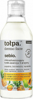 Tołpa - Dermo Face - Sebio - Mikrozłuszczający tonik / esencja do twarzy 3 Enzymy - 200 ml