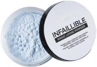 L'Oréal - INFALLIBLE MAGIC LOOSE POWDER - Puder do twarzy - Transparentny