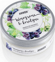 ANWEN - Grapes & Keratin - Mask for medium porosity hair - 200 ml