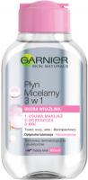 GARNIER - Płyn Micelarny 3w1 - Skóra wrażliwa - 100 ml