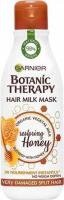 GARNIER - BOTANIC THERAPY - HAIR MILK MASK - Maska do włosów bardzo zniszczonych z rozdwojonymi końcówkami - Miód i Mleko Migdałowe - 250 ml