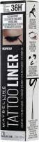 MAYBELLINE - TATTOO LINER LIQUID INK - Eyeliner w płynie - 710 Ink Black