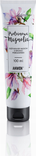 ANWEN - Protein Magnolia - Conditioner for medium porosity hair - 100 ml