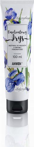 ANWEN - Emollient Iris - Conditioner for medium porosity hair - 100 ml