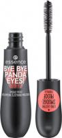 Essence - BYE BYE PANDA EYES Smudge Proof Volumizing & Defining Mascara - Thickening Mascara - 01 BLACK - 16 ml