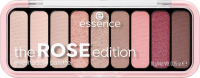Essence - The ROSE Edition Eyeshadow Palette - Palette of 9 eyeshadows - 20 Lovely In Rose