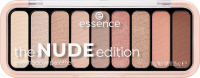 Essence - The NUDE Edition Eyeshadow Palette - Paleta 9 cieni do powiek - 10 Pretty In Nude