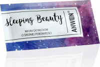 ANWEN - Sleeping Beauty - Medium porosity hair mask - Night - 10 ml