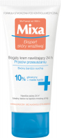 Mixa - Rich 24h moisturizing cream for very dry skin - 50 ml