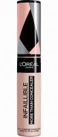 L'Oréal - INFAILLIBLE - MORE THAN CONCEALER - FULL COVERAGE CONCEALER - Korektor do twarzy w płynie - 320 - PORCELAIN - 320 - PORCELAIN