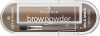 Essence - Brow Powder Set - Eyebrow styling kit