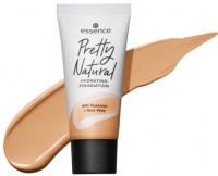 Essence - Pretty Natural Hydrating Foundation - Nawilżający podkład do twarzy z kwasem hialuronowym i aloesem - 30 ml