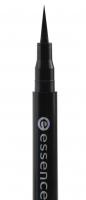 Essence - Super fine eyeliner pen - Eyeliner we flamastrze