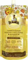 Agafia - Receptury Babuszki Agafii - Odżywka jajeczna do włosów cienkich i zniszczonych - 500 ml