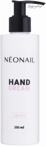 NeoNail - HAND CREAM - SWEET - Krem do rąk - 200 ml - ART. 1610
