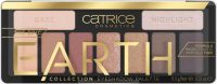 Catrice - THE EPIC EARTH COLLECTION EYESHADOW PALETTE - Palette of 9 eyeshadows - 010 Inspired By Nature