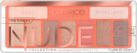 Catrice - THE CORAL NUDE COLLECTION EYESHADOW PALETTE - Palette of 9 eyeshadows - 010 Peach Passion