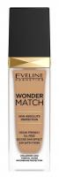 Eveline Cosmetics - WONDER MATCH Foundation - Luxurious foundation matching the skin with hyaluronic acid - 30 ml