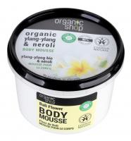 ORGANIC SHOP - BODY MOUSSE - Firming body mousse - Ylang Ylang & Neroli - 250 ml