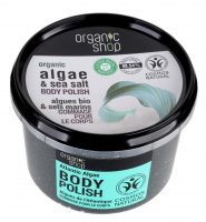 ORGANIC SHOP - BODY POLISH - Body scrub - Atlantic Seaweed - 250 ml