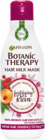 GARNIER - BOTANIC THERAPY HAIR MILK MASK - Maska do włosów osłabionych i z tendencją do wypadania - Mleko Migdałowe & Olej Rycynowy - 250 ml