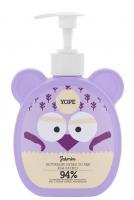 YOPE - NATURAL HAND SOAP FOR CHILDREN - Jasmine - 400 ml